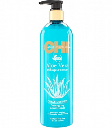 CHI ALOE VERA CURLS DEFINED КОНДИЦИОНЕР